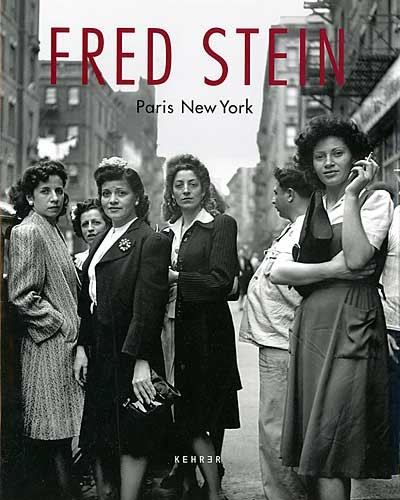 Fred Stein Paris New York Cover