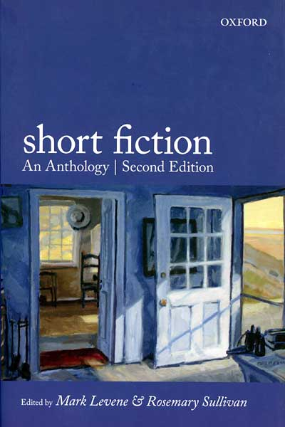 Short Fiction Book Cover